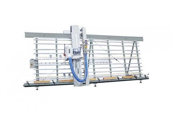 铝幕墙复合板子刨槽机
