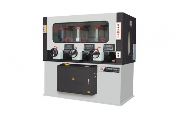铝型材辊压复合机