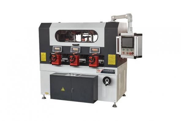 铝型材数控辊压复合机