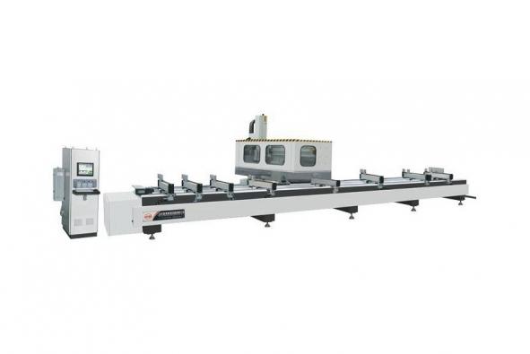 铝型材四轴数控加工中心